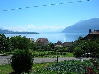 Brison-Saint-Innocent Commune in Auvergne-Rhône-Alpes, France