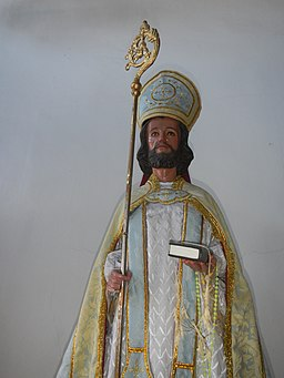 0516jfSaint Martin of Tours Parish Church of Bocaue Wedding Poblacion Bulacanfvf 07