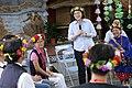 09.17 總統出席南王Puyuma花環實驗小學民族教育資源中心,並與族語老師針對原住民族語言發展議題,進行座談 (37134633171).jpg