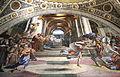 0 Chambre de Raphaël - Héliodore chassé du temple.JPG