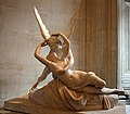 0 Psyché ranimée par le baiser de l'Amour - Canova - Louvre 1.JPG