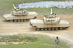 1-118th Combined Arms Battalion fires newly acquired Abrams 140414-Z-ID851-002.jpg
