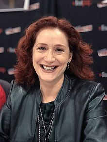 Manney at the New York Comic Con