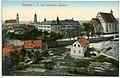 10876-Kamenz-1909-vom Albertplatz gesehen-Brück & Sohn Kunstverlag.jpg