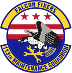 113 Maintenance Sq emblem.png