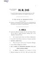 116th United States Congress H. R. 0000245 (1st session) - Cooperative Management of Mineral Rights Act of 2019.pdf