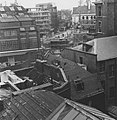 13-16 Houghton Street, 11-12 Clements Inn Passage during demolition, May 1967 (4149975064).jpg