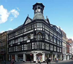 Maxwell and Tuke - 15–17 King Street, Manchester (1902), a late work