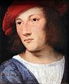 1510 Tizian Bildnis eines jungen Mannes anagoria.JPG