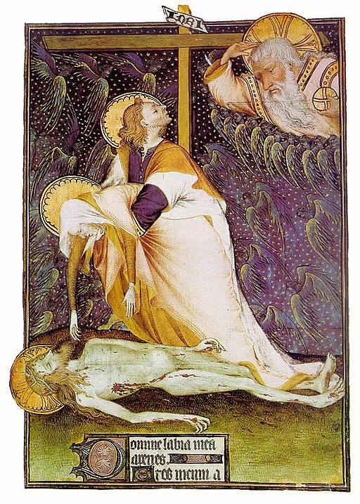 15th-century painters - Lament over the Dead Christ - WGA15884