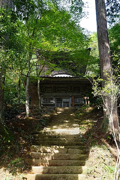 File:161030 Onsenji Toyooka Hyogo pref Japan05s3.jpg