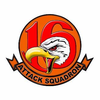 16th Attack Squadron, Philippine Air Force - 16th Attack Squadron Patch