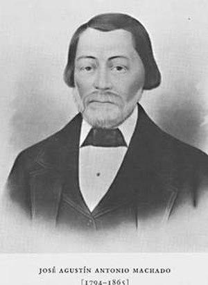 Rancho La Ballona - Augustin Machado