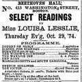 1874 BeethovenHall BostonDailyGlobe Oct27.png