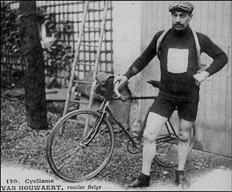 1908 Milan–San Remo - Cyrille Van Hauwaert won the second Milan–San Remo