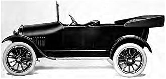 Hollier - 1916 Hollier Touring Car