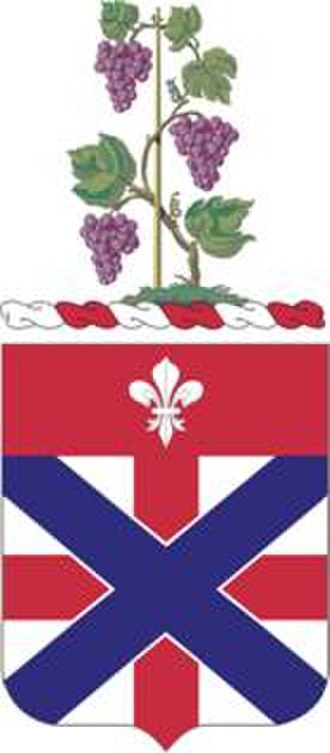 192nd Military Police Battalion - Coat of arms