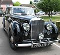 1947 Bentley Mark VI (3690886639).jpg