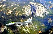 194th Fighter Squadron General Dynamics F-16C Block 25E Fighting Falcon 84-1376
