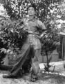 1954년 서울, 미군부대 구두닦이 시절 류태영.png