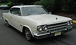 1965 AMC Marlin white-6 NJ front.JPG