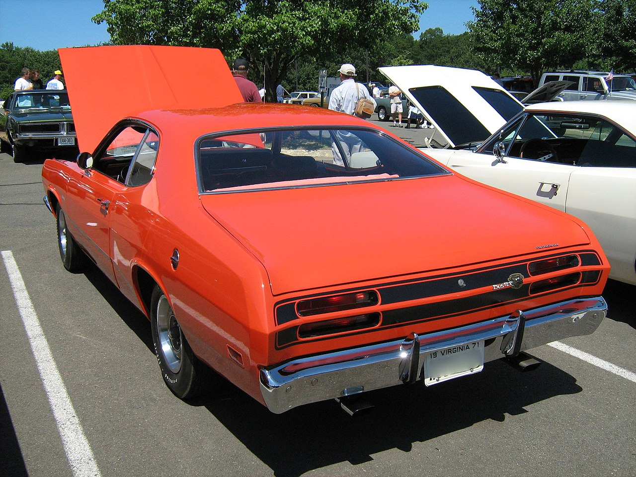 Plymouth Duster Project Car For Sale