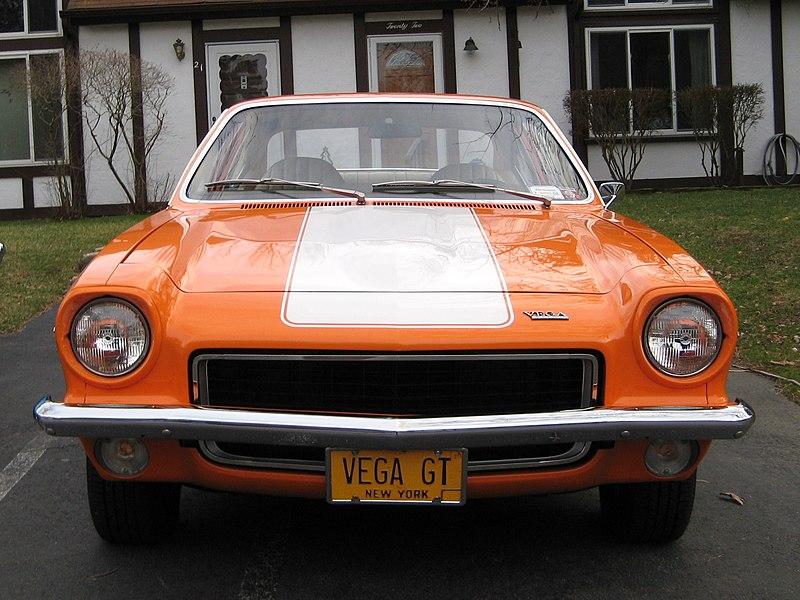 File:1973 Chevy Vega GT-Millionth Vega.jpg