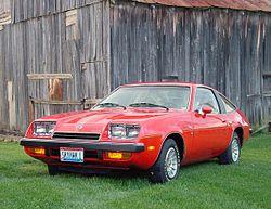 Buick Skyhawk (1974-1979)