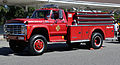 1976 Ford F-600 Custom Cab pumper by Young, North Sea FD.jpg