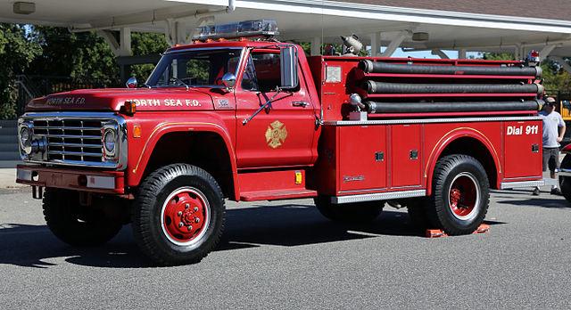 Fire Department Long Beach Ms