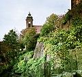 19861007550NR Stolpen Burg u Stadtkirche.jpg