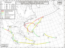 1993 Atlantic hurricane season map.png