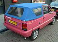 1993 Seat Marabella Special Cabriolet Cabrioni design automobiel (15205426181).jpg