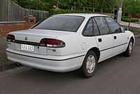 Holden Commodore (VS) - Wikipedia