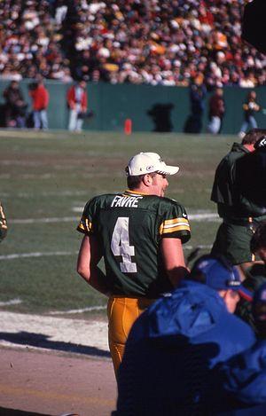 Brett Favre - Favre in 1998