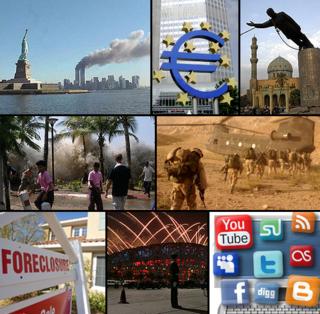 2000s (decade) decade in the 21st century