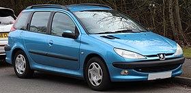 Peugeot 206 — Wikipédia