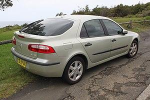 Renault Laguna - Liftback (pre facelift)