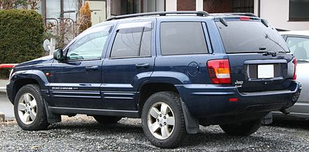 jeep grand cherokee wj wikiwand jeep grand cherokee wj wikiwand