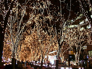 2005 Sendai Pageant of Starlight in Jyozenji-dori Avenue 02