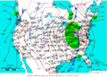 2006-05-11 Surface Weather Map NOAA.png