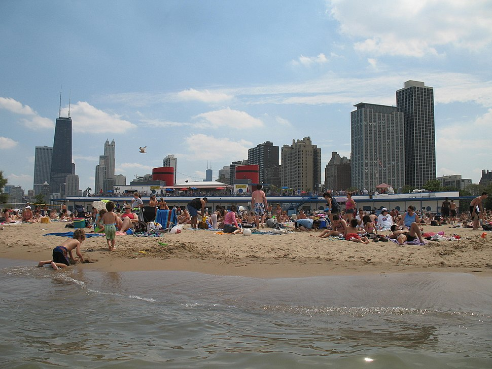 20070703 North Avenue Beach