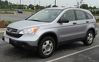 Honda CR-V thumbnail