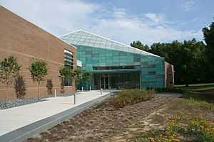 Research Triangle Park - Image: 2008 07 25 Research Triangle Park Headquarters
