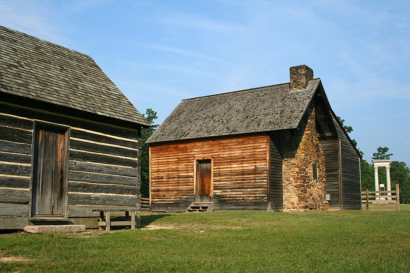 2008-08-16 Bennett Place historic site.jpg