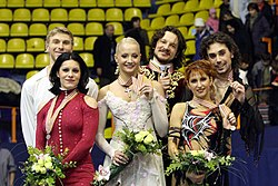 2008 EC Ice Dancing Podium.jpg