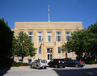 Rochester, Minnesota - Old City Hall