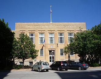 Rochester, Minnesota - Old City Hall