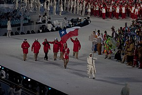 2010 Opening Ceremony - Chile entering.jpg