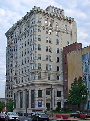 National Register of Historic Places listings in Lehigh County, Pennsylvania - Image: 2011 Allentown National Bank Building